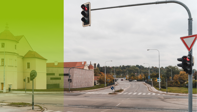 Traffic light controllers upgrade in Brno